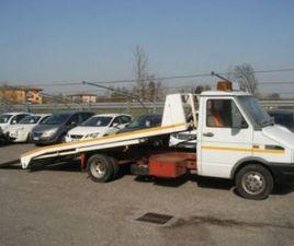 IVECO 2,5 D CARRO ATTREZZI- PATENTE C - AUTO USATE - QUATTRORUOTE.IT - AUTO USATE - QUAT