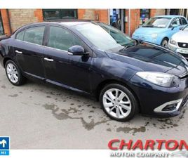 RENAULT FLUENCE R-LINK 1.5 DCI 110 201 4DR FOR SALE IN DUBLIN FOR €8,994 ON DONEDEAL