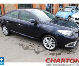 RENAULT FLUENCE R-LINK 1.5 DCI 110 201 4DR FOR SALE IN DUBLIN FOR €8,995 ON DONEDEAL