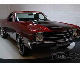 CHEVROLET EL CAMINO 1972 V8 6,6L BIG BLOCK
