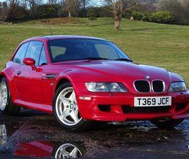 1999 BMW Z3 3.2 M COUPE - £32,995