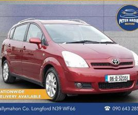 1.6 PETROL VERSO LUNA 7 SEATER - WARRANTY AVAILABLE
