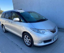 TOYOTA PREVIA HYBRID .LOW MILES TAX 200E ONLY. FOR SALE IN DUBLIN FOR €9750 ON DONEDEAL
