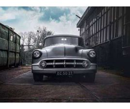 CHEVROLET BEL AIR COUPE V8 1953