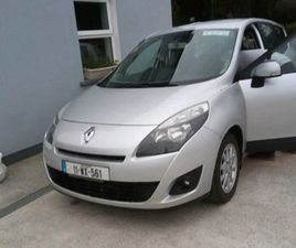 RENAULT GRAND SCENIC FOR SALE IN CORK FOR €3,000 ON DONEDEAL