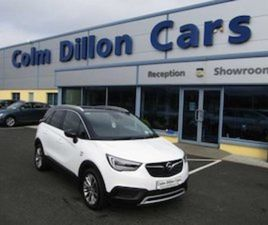 OPEL CROSSLAND X SUV-SC-1.2I 83PS -120-PETRO 5DR FOR SALE IN DONEGAL FOR € ON DONEDEAL