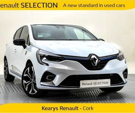 RENAULT CLIO V E-TECH HYBRID 140 MY20 5DR FOR SALE IN CORK FOR €27,390 ON DONEDEAL