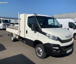 IVECO NEW DAILY / 35-130 / BENNE & COFFRE / 35C13 / 2016 / 130 CH /