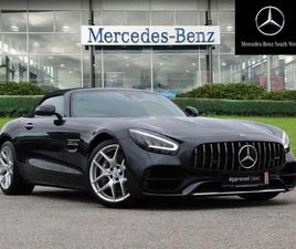 MERCEDES-BENZ AMG MERCEDES-AMG GT ROADSTER PREMIUM AUTO