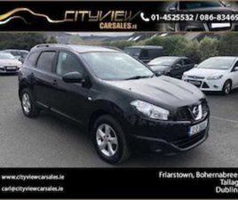 NISSAN QASHQAI +2 1.5DCI XE//FULL SERVICE HISTORY FOR SALE IN DUBLIN FOR €9950 ON DONEDEAL