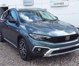 FIAT TIPO CROSS 1.0 100HP 5DR