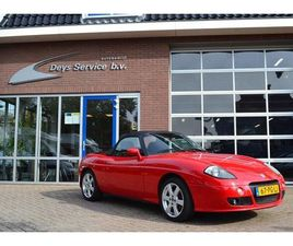 FIAT BARCHETTA 1.8-16V EMOTION