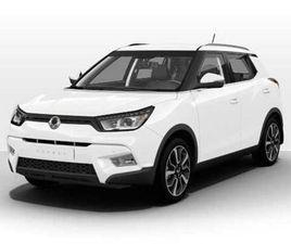 SSANGYONG TIVOLI 1.5P ULTIMATE AUTO (S/S) 5DR