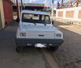 VW/GURGEL TOCANTINS FECHADO 1.600/1991 TODO RESTAURADO