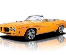 FOR SALE: 1970 PONTIAC GTO IN CHARLOTTE, NORTH CAROLINA