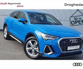 AUDI Q3 SBACK 35 TDI 150 Q S LINE NEW 58 252 SAV FOR SALE IN LOUTH FOR €52,000 ON DONEDEAL