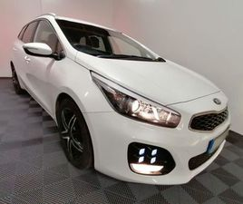 KIA CEED SW GT LINE 1.6CRDI €61 P/W FOR SALE IN CARLOW FOR €12,650 ON DONEDEAL