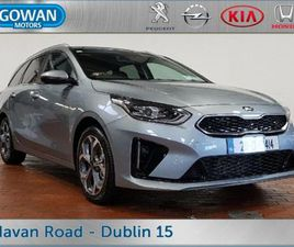 KIA CEED WAGON 1.6 PHEV FOR SALE IN DUBLIN FOR €25,500 ON DONEDEAL