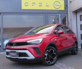 OPEL CROSSLAND X NEW MODEL 1.2L FOR SALE IN DUBLIN FOR € ON DONEDEAL