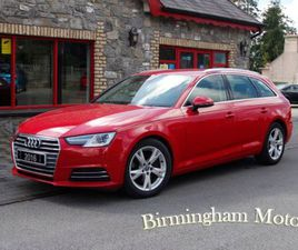 A4 AVANT FOR SALE IN WESTMEATH FOR €19,750 ON DONEDEAL