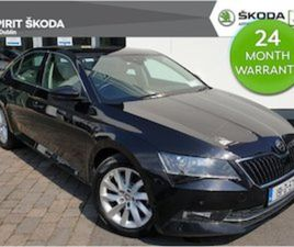 SKODA SUPERB STYLE 1.5TSI 150BHP BEIGE LEATHER FOR SALE IN DUBLIN FOR €27950 ON DONEDEAL