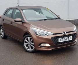USED 2015 (15) HYUNDAI I20 1.2 SE 5DR IN INVERNESS