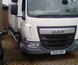 DAF LF45 20FT BODY TAIL LIFT LOW KM 208.655 FOR SALE IN ANTRIM FOR € ON DONEDEAL