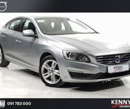 VOLVO S60 D2 SE 4DR FOR SALE IN GALWAY FOR €12995 ON DONEDEAL
