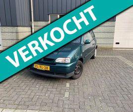 SEAT AROSA 1.4I CV/SCHUIFDAAK/ELEKTRISCHE RAMEN/AUTOMAAT