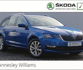 SKODA OCTAVIA AMBITION COMBI 1.0TSI 115BHP FOR SALE IN DUBLIN FOR €21950 ON DONEDEAL