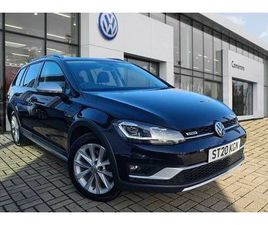 2020 VOLKSWAGEN GOLF 2.0TDI ALLTRACK (184PS) - £26,599