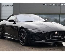 2020 JAGUAR F-TYPE 2.0 I4 FIRST EDITION CONVERTIBLE - £49,990