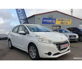 PEUGEOT 208 1.4 HDI 68 CH ACTIVE