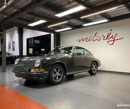 PORSCHE 911 * 2.0L S * DE 1969