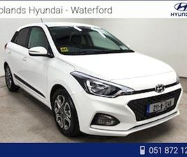 HYUNDAI I20 DELUXE PLUS 5DR SAVE 3000 FOR SALE IN WATERFORD FOR €16800 ON DONEDEAL