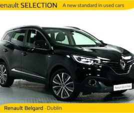 RENAULT KADJAR SIGNATURE NAV FOR SALE IN DUBLIN FOR €19200 ON DONEDEAL