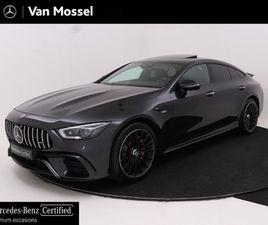 MERCEDES-BENZ AMG GT 4-DOOR COUPE 43 4MATIC+ PREMIUM PLUS / ACHTERASBESTURING/ V8 STYLINGS