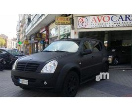 SSANGYONG REXTON 270 XDI LIMITED AUTO
