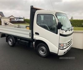 USED 2014 TOYOTA DYNA **** ONLY 47,000 WARRANTED MILES ****** NOT SPECIFIED 47,000 MILES I