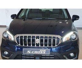 SUZUKI SX4 S-CROSS 1.4T GLX MILD HYBRID 4X4, SUV O PICKUP DE NUEVO EN CANTABRIA   AUTOCASI