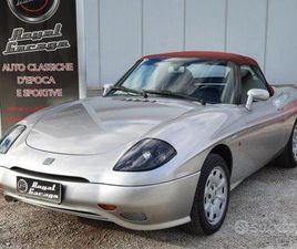 FIAT BARCHETTA 1.8 16V EDITION LIDO - 2001