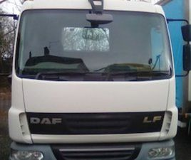 DAF LF45 160 CHASSIS CAB KM182,585 FOR SALE IN ANTRIM FOR € ON DONEDEAL