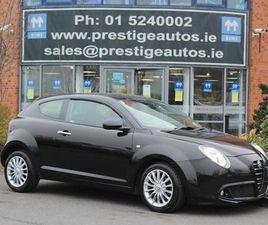 ALFA ROMEO MITO, 2013 FOR SALE IN DUBLIN FOR €3,950 ON DONEDEAL