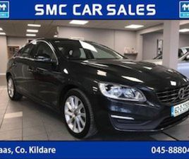 VOLVO S60 D2 SE 4DR FOR SALE IN KILDARE FOR €16950 ON DONEDEAL