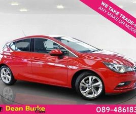 OPEL ASTRA ASTRA SRI 1.0I 105PS 5DR FOR SALE IN TIPPERARY FOR €18,770 ON DONEDEAL