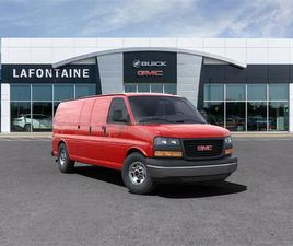 BRAND NEW RED COLOR 2021 GMC SAVANA 2500 FOR SALE IN HIGHLAND TOWNSHIP, MI 48357. VIN IS 1