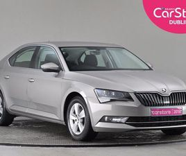 SKODA SUPERB AMBITION 1.6TDI 120BHP FOR SALE IN DUBLIN FOR €19,890 ON DONEDEAL