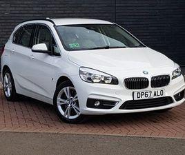 BMW 2 SERIES 225XE LUXURY 5DR [NAV] AUTO 1.5