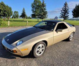 USED 1984 PORSCHE 928 S