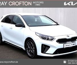 KIA CEED 1.6 GT LINE 136BHP COMMERCIAL FOR SALE IN KILDARE FOR €22,886 ON DONEDEAL